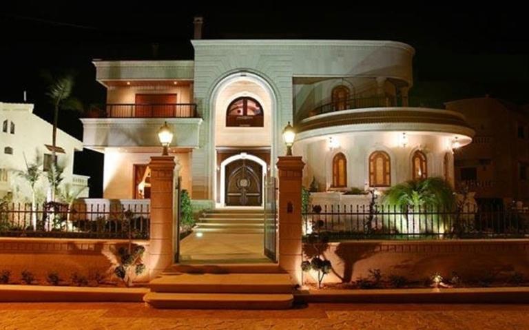صور أحدث منازل نجوم العرب