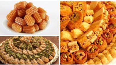 Photo of طريقة عمل أشهى الحلويات الشرقية