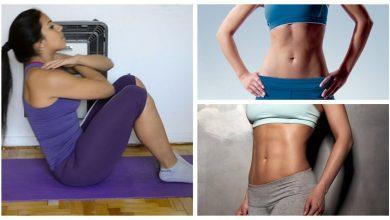 Photo of خلال شهر واحد.. كيف تحصلين على عضلات البطن