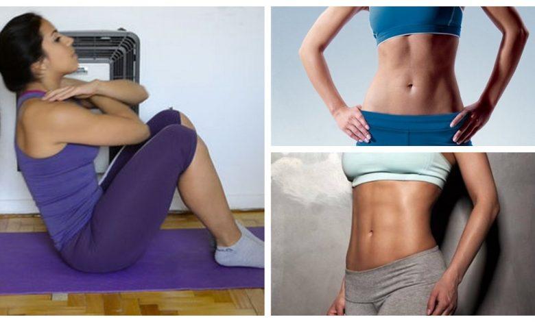 خلال شهر واحد.. كيف تحصلين على عضلات البطن