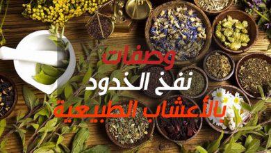 Photo of أعشاب طبيعية ووصفات نفخ الخدود بسهولة في المنزل
