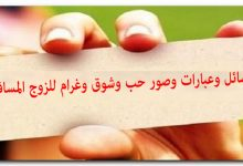 Photo of أجمل رسائل وعبارات وصور حب وشوق وغرام للزوج المسافر