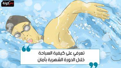 Photo of تعرفي على أضرار نزول البحر أثناء الحيض وكيفية السباحة بأمان