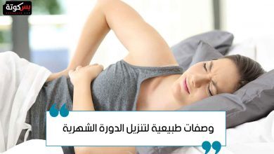 Photo of وصفات تنزيل الدورة الشهرية